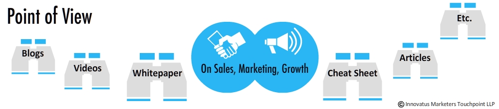 Sales and marketing Point of View