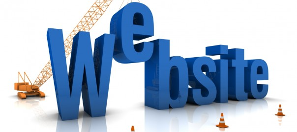 Building a website is like building a home