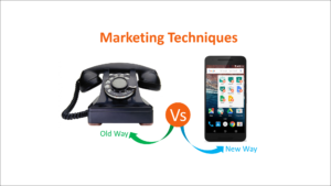 Old Ways vs. New Ways for Marketers: Make the Right Choice