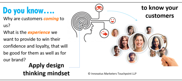 How Marketing Can Apply Service Design Thinking To Know Your Customer