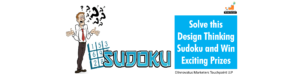 Solve this Design Thinking Sudoku and Win Exciting Prizes