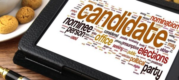 candidate persona, candidate experience