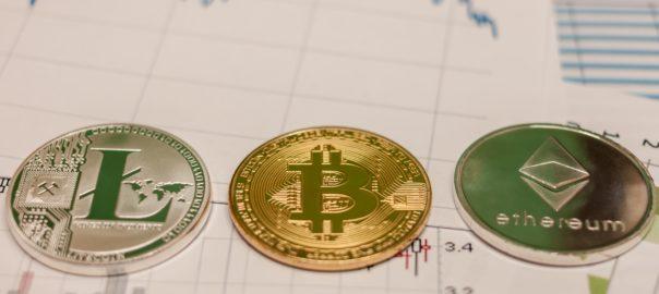 bitcoin ethereum litecoin coin